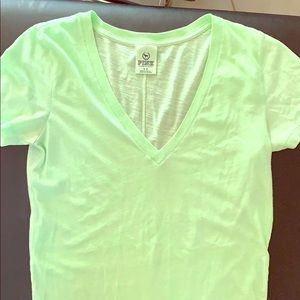 Cotton VS T-shirt lime green